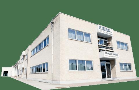 Bedrijfsgebouw Fiers